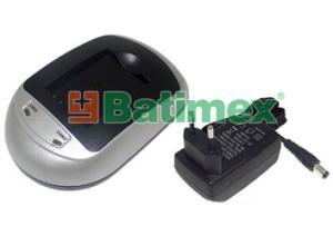 Samsung SLB 11A ładowarka AVMPXSE z wymiennym adapterem