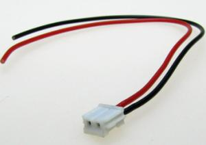 Wtyczka JST EHR-2 z kablami AWG26 100mm BR